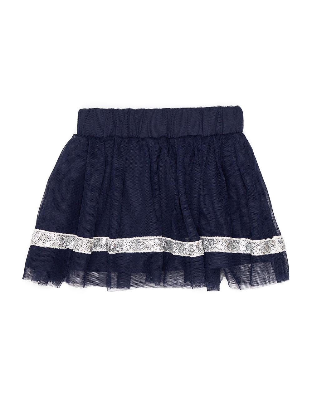 5082d3d82 Falda para Bebé Niña Cemi Azul Marino Baby Fresh