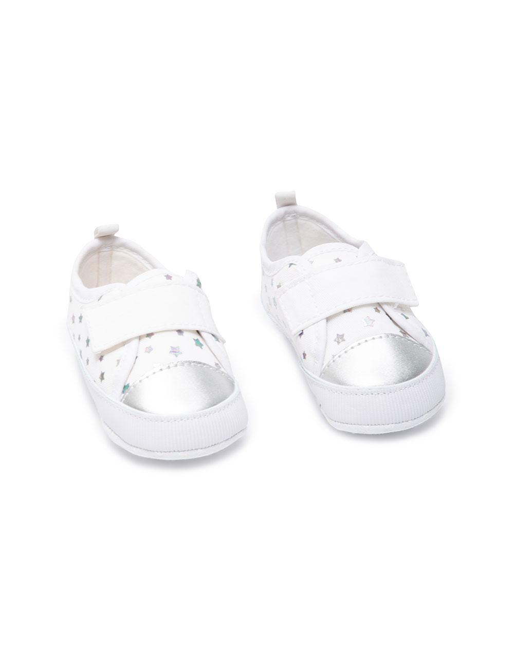 baratas para descuento e09dc 7b691 Tenis para Bebé Niña Kaly Baby Blancos Baby Fresh
