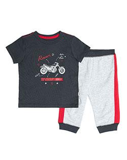 aeadfa070 Imagen para Conjunto para Bebé Niño Tipie Gris de Baby Fresh