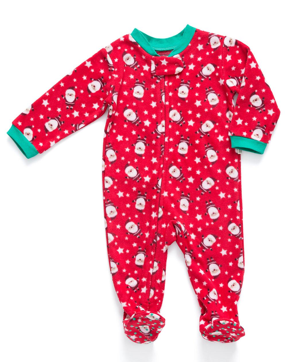 df184cd94d Pijama para Bebé Unisex Nack Roja Baby Fresh