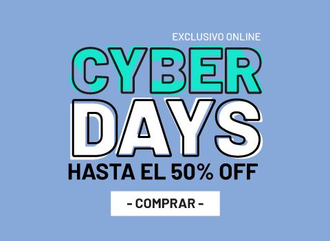 Cyberdays hasta 70% off